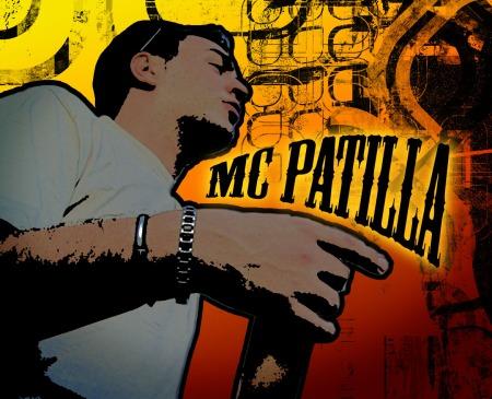 """Mc Patilla, componente de """"La Patilla del Conde"""""""